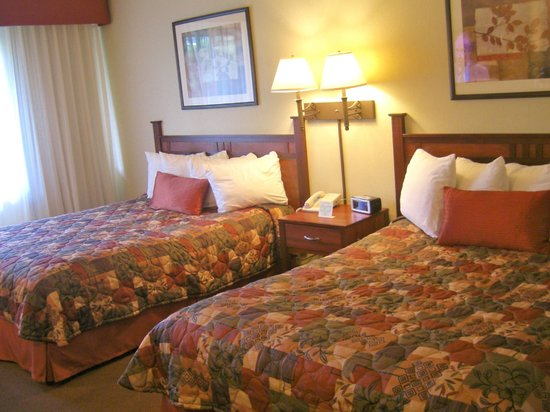 Durango Lodge: Comfortable beds