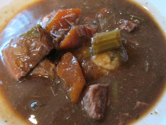 McGann's Pub and B&B: Irish Stew