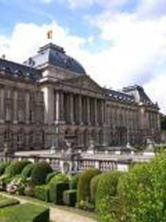 Laeken Palace : 外観