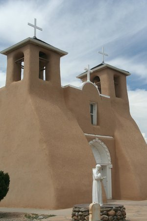 San Francisco de Assisi Mission Church : San Francisco de Asis Mission Church (July 2014)