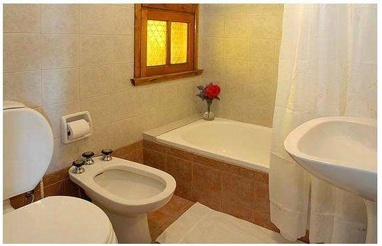 Bungalows San Isidro: Baño