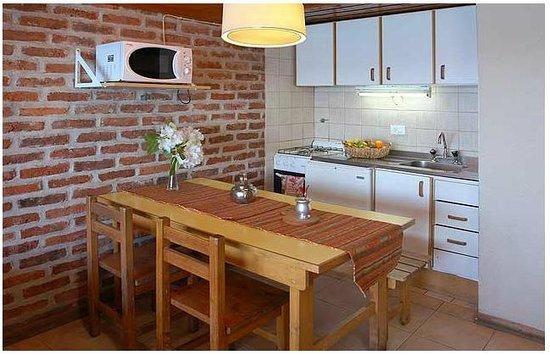 Bungalows San Isidro: Cocina
