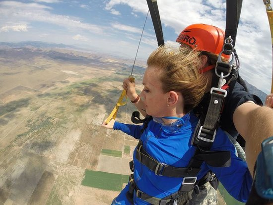 Skydive The Wasatch: Best day ever!