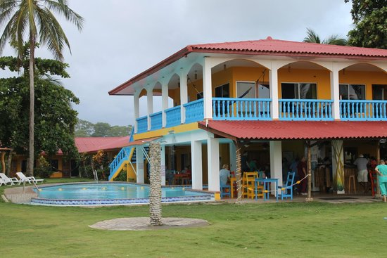 Las Lajas Beach Resort The Hotel