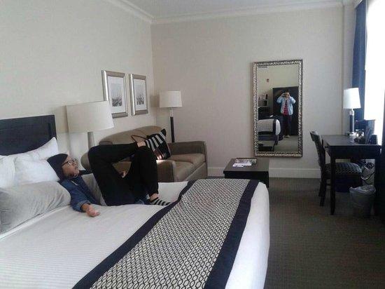 Hotel Rialto: Room