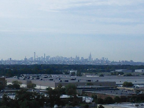 Hilton Hasbrouck Heights / Meadowlands: view of NYC