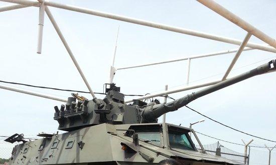 Army Museum : Tank