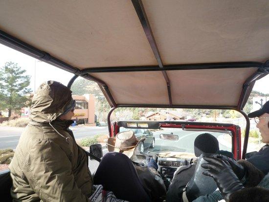 Earth Wisdom Jeep Tours: 2.5-hour scenic vortex Jeep tour