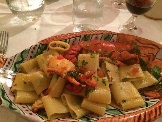 Da Vincenzo: Lobster