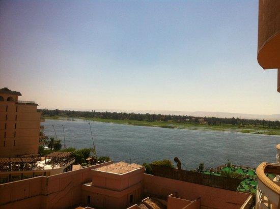 Sonesta St. George Hotel Luxor: El nilo