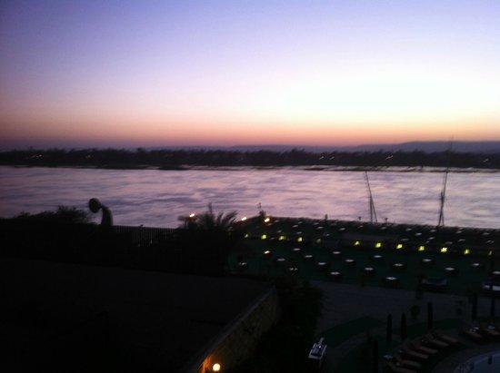 Sonesta St. George Hotel Luxor: El Nilo y el Valle de los Reyes