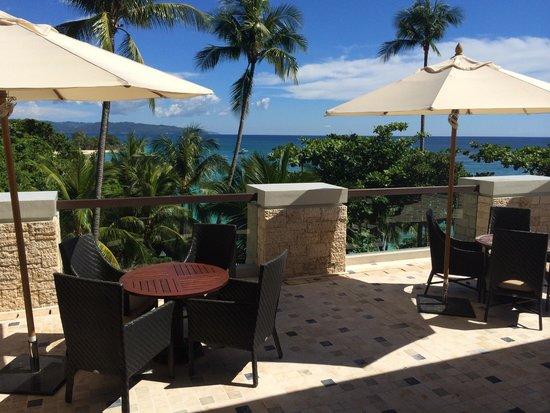Shangri-La's Boracay Resort & Spa: view