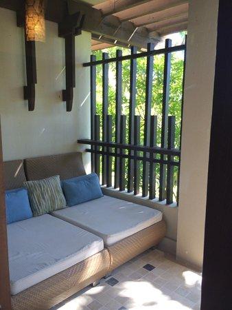 Shangri-La's Boracay Resort & Spa: balcony