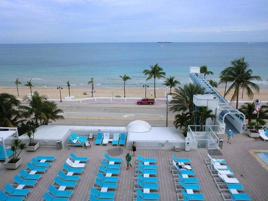 The Westin Beach Resort, Fort Lauderdale: Vista do quarto