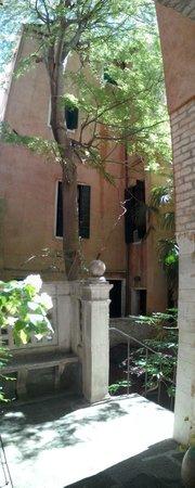 Hotel Palazzo Vitturi: área interna