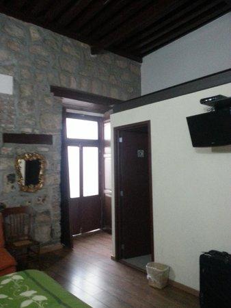 Hotel Zapata 91: interior habitacion
