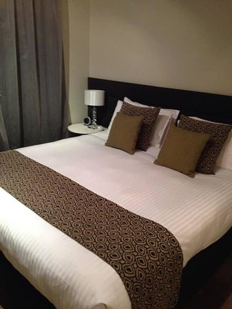 The Swanston Hotel, Grand Mercure: Bedroom