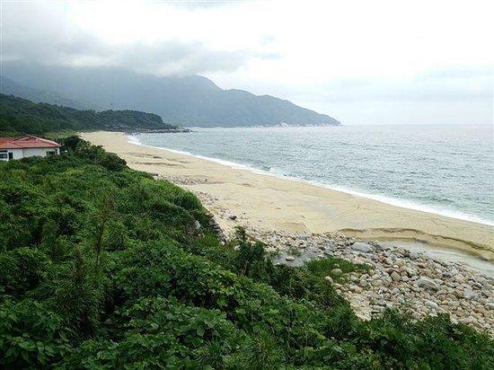 Nagata Inakahama: 浜