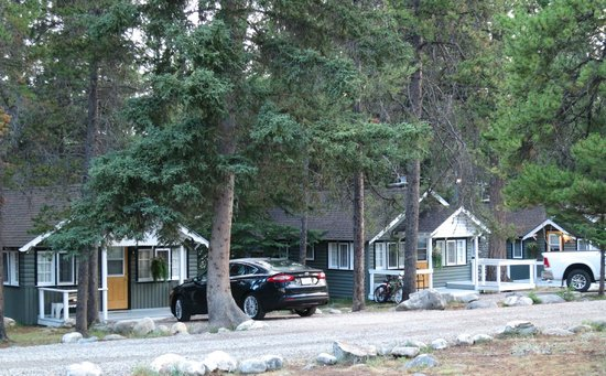 Tekarra Lodge: Cabin area