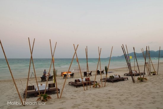 Malibu Koh Samui Resort & Beach Club: Beach