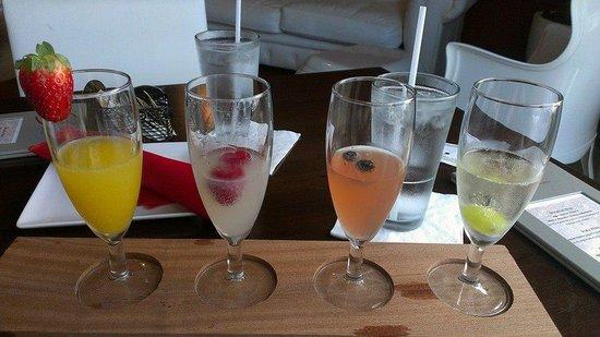 Salt Gastrobar: Tasty mimosas