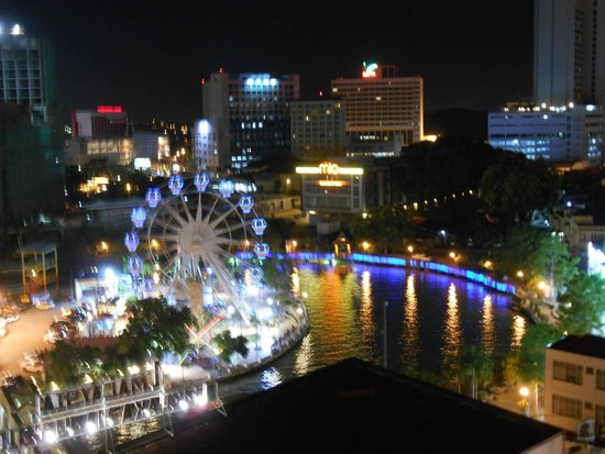 Wana Riverside Hotel: มุมมองจากห้องพัก