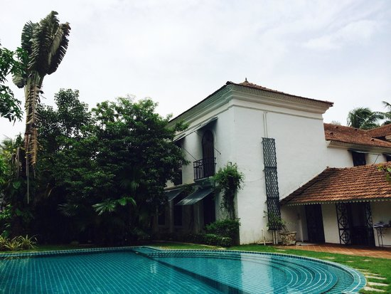 Siolim House : Pool