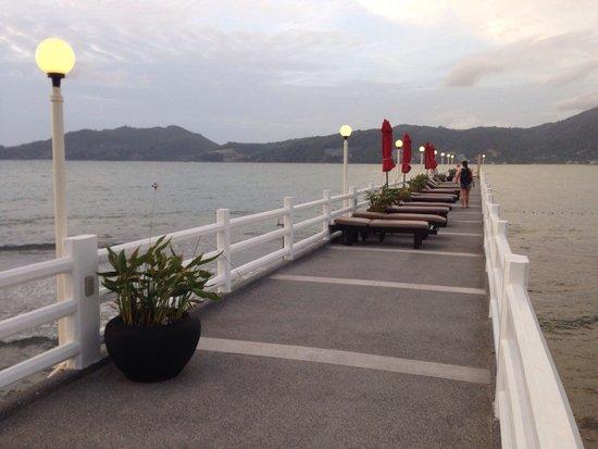 Amari Phuket: Amari's jetty