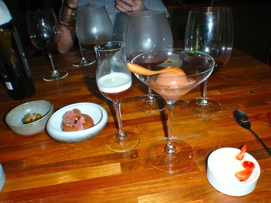 Restaurant Locavore: Best Way to Eat Chocolate