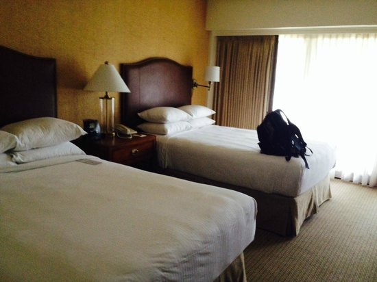 Grand Geneva Resort & Spa : Room... Nice and clean/quiet/ bed comfy