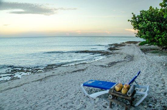 Paradisus Varadero Resort & Spa: early morning at the beach