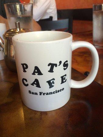Pat's Cafe: Mug