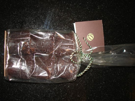 Bouchon Bakery: Chocolate Bouchon