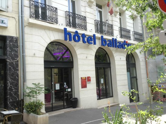 Hôtel balladins Marseille Gare