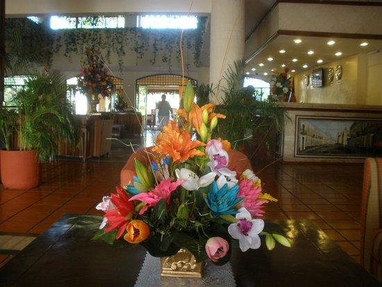 Allegro Cozumel: Lovely Lobby