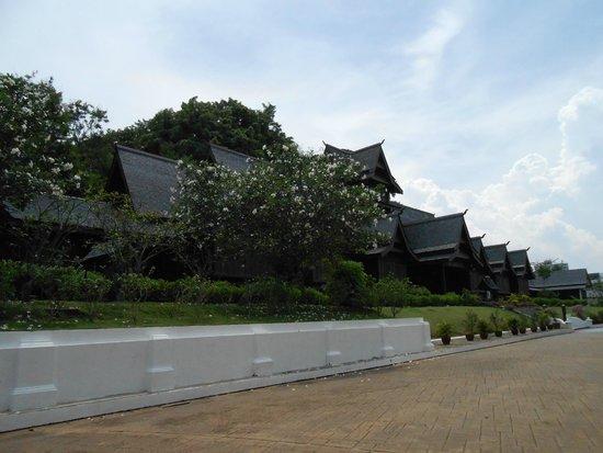 Malacca Sultanate Palace : โดยรอบบริเวณ