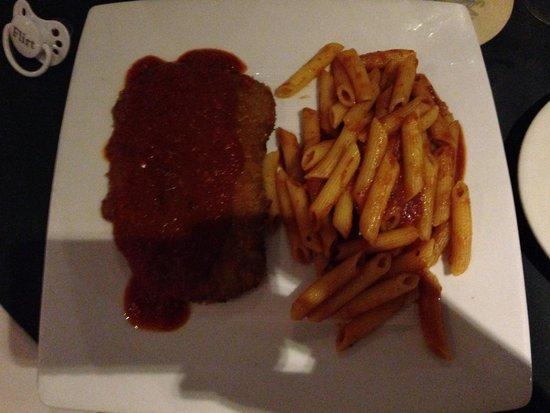 Ellioti's Ristorante Italiano : Veal parm