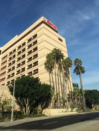 Marriott Marina del Rey: Truely nice Marriott location in sunny LA