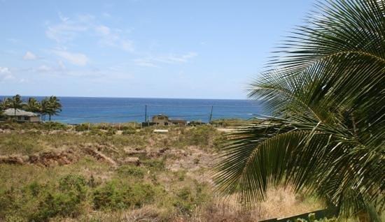 Koloa Landing Resort: View from our balcony