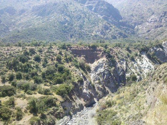 Parque Natural Aguas de Ramon: Diversidad de paisajes