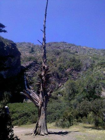 Parque Natural Aguas de Ramon: Ya casi...