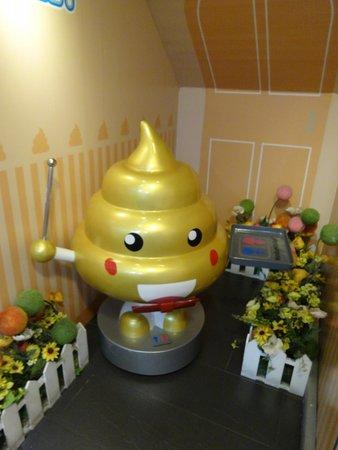 Modern Toilet - Taipei Ximending: entry