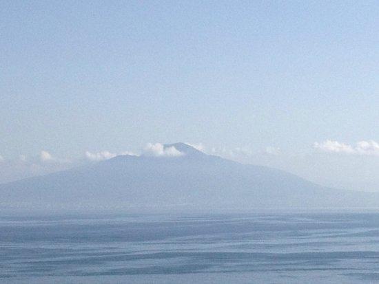 Maison La Minervetta: Mt Vesuvius
