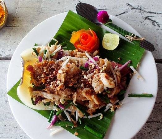 Blue Lagoon Cooking School: Pad Thai