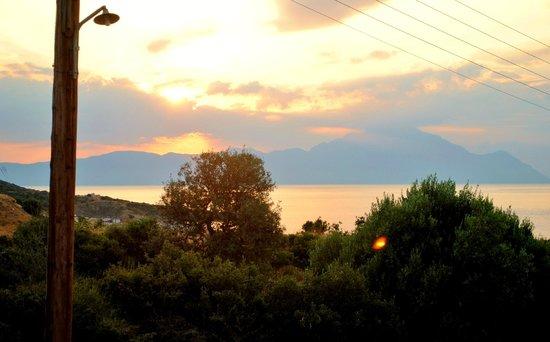 Greenotel: Aussicht vom Balkon