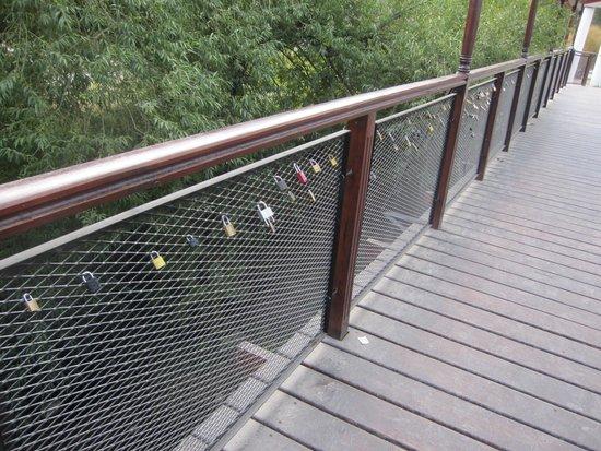 Posada Patagonica Nakel Yen: Puente