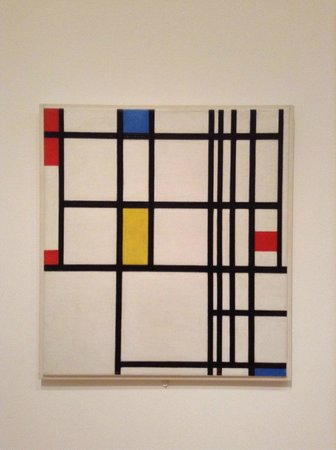 The Museum of Modern Art (MoMA) : fotos dentro del MOMA