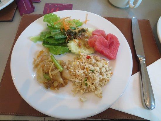 Deevana Plaza Phuket Patong : 朝食はどれも美味しかった