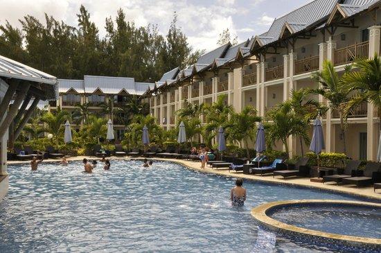 Pearle Beach Resort & Spa : Swimming pool