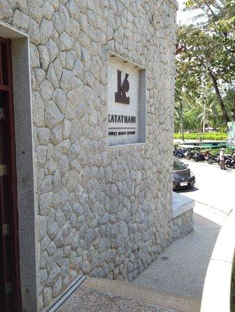 Katathani Phuket Beach Resort: Entrada hotel